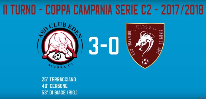 Gli highlights di Club Eden - Olympique Sinope