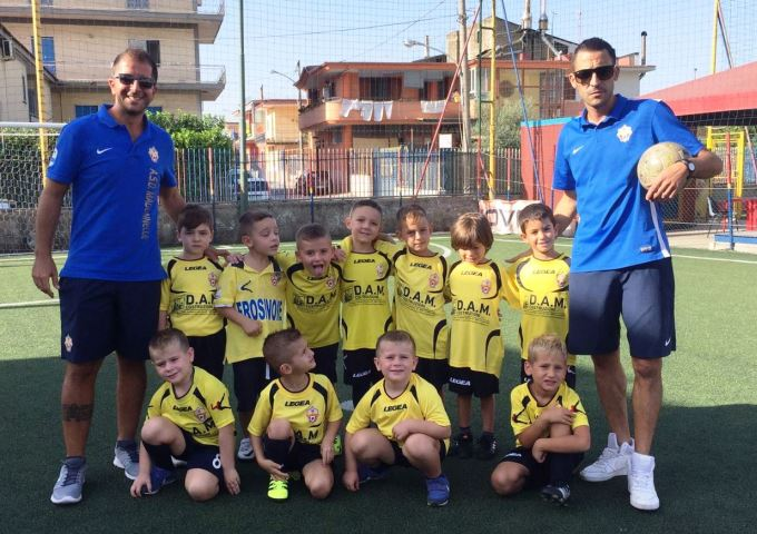 Scuola Calcio Madonnelle: weekend in agrodolce