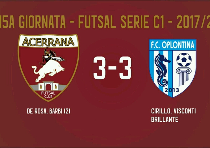 Gli highlights di Acerrana Fc vs  Fc Oplontina