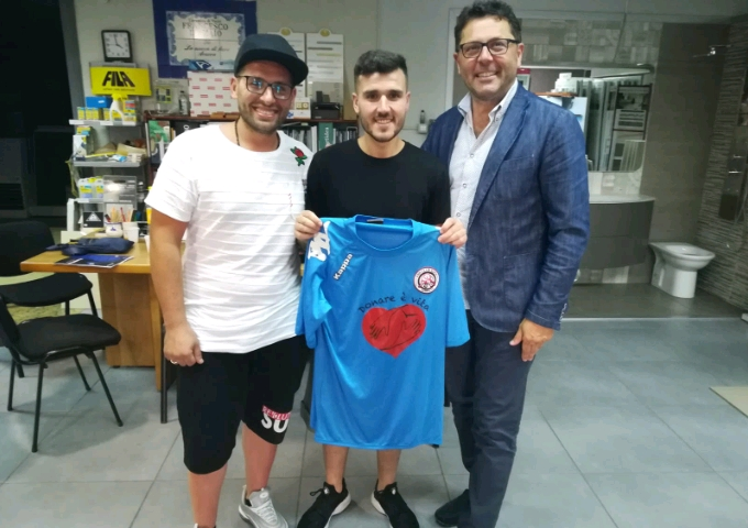 Eden Acerrana Club, preso De Angelis dal Athletic Ottaviano
